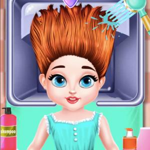 Baby Taylor Caring Story New Hairstyle