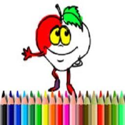 Bts Fruits Coloring