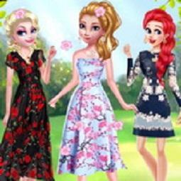 Disney Princesses Flower
