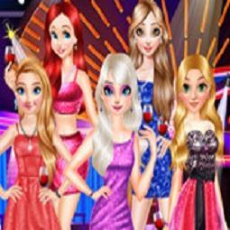 Disney Princesses Weekend Night Party