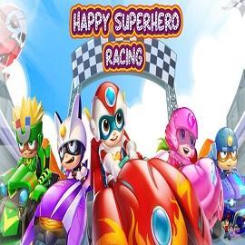 Happy Superhero Racing