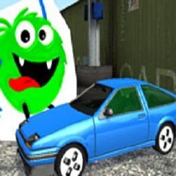 Monster Smash Cars