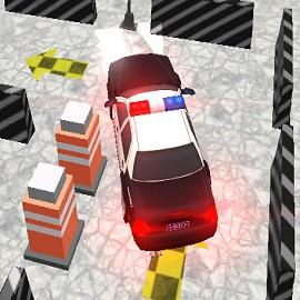 Police Car Parking 4