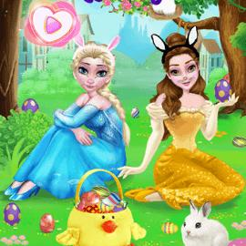 Princess Easter Holiday