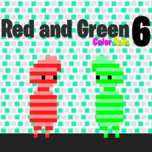 Red And Green 6: Color Rain