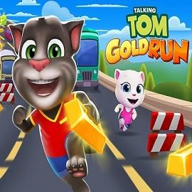 Talking Tom Gold Run Online
