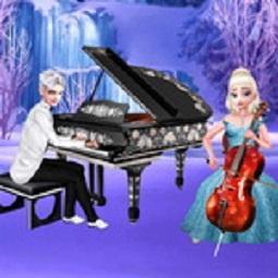 The Piano Couple