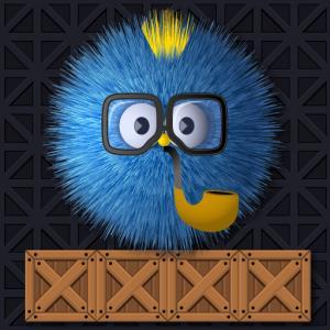 Where Is My Ruffled Bird