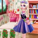 Elsa's Flower Fashion